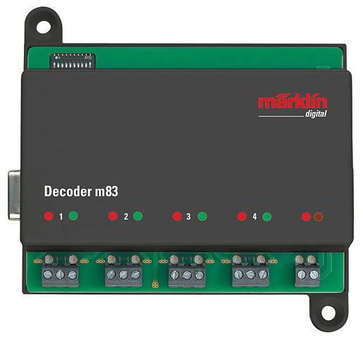 Marklin 60832 - m83 Decoder