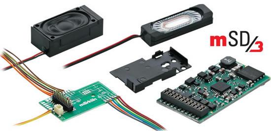 Marklin 60975 - Märklin mSD3 SoundDecoder