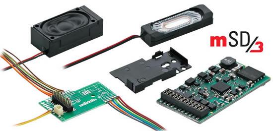 Marklin 60976 - Märklin mSD3 SoundDecoder