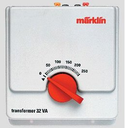 Marklin 6646 - HO TRANSFORMER 110V 32VA  97