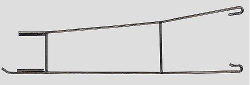 Marklin 70231 - CATENARY WIRE ADJUST SECTS 5/PK 04