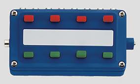 Marklin 70729 - Control Box for 2.6 mm / 3/32 Diameter Plug Connections - 5pcs