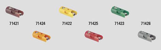 Marklin 71426 - GRAY SOCKETS 10/PK 06