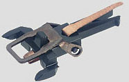 Marklin 72020 - CRRNT-CNDCTNG CLOSE COUPLER 07 - 2PK