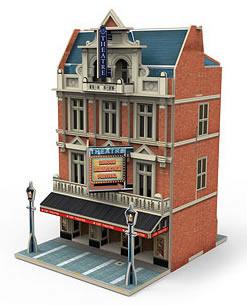 Marklin 72782 - Theater 3D Building Kit