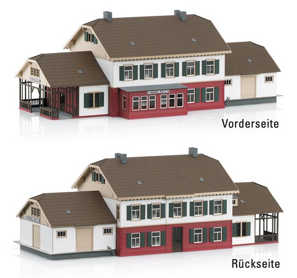Marklin 72793 - Himmelreich Station Building Kit