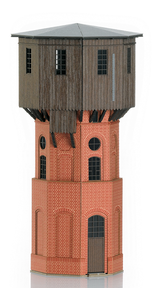 Marklin 72890 - Sternebeck Water Tower Building Kit