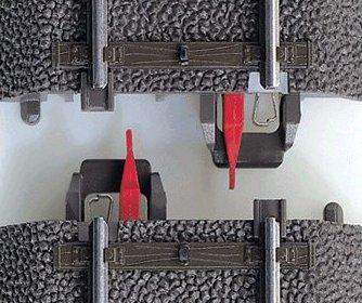 Marklin 74030 - C RAIL INSULATORS