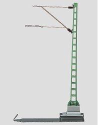 Marklin 74101 - CATENARY STANDARD MAST  5/PK