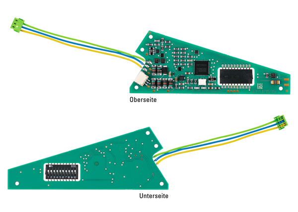 Marklin 74462 - Installation Digital Decoder (C Track Electric Turnouts)