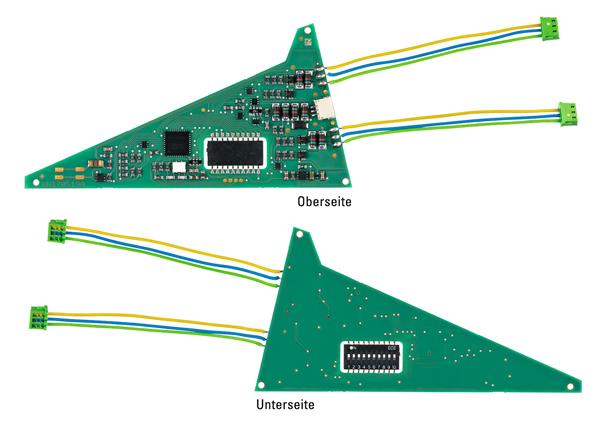 Marklin 74466 - Installation Digital Decoder (C Track 3-Way Electric Turnouts)
