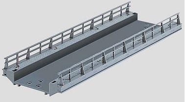 Marklin 74618 - C TRACK STRAIGHT RAMP 7-3/32 99