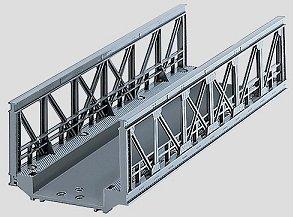 Marklin 74620 - C TRACK TRUSS BRIDGE 7-3/32 99
