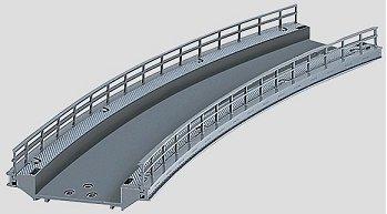 Marklin 74623 - C TRACK CURVED RAMP 17-1/4 99