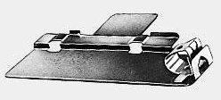 Marklin 7504 - K TRACK CENTER STUD TERMINAL