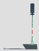 Marklin 76491 - Color Light Block Signal