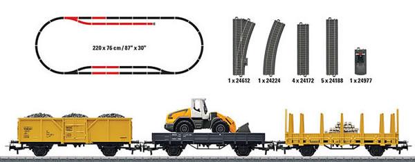 Marklin 78184 - Start up - Construction Site Supplementary Set