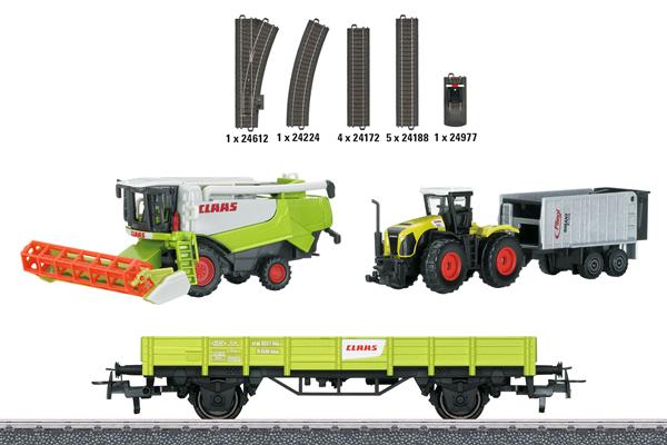 Marklin 78652 - Farming Train Theme Extension Set
