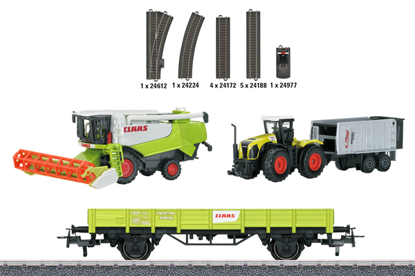 Marklin 78652 - Farming Train Theme Extension Set