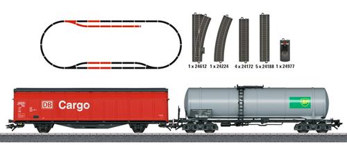 Marklin 78841 - Modern Freight Service Theme Extension Set  - Start-up