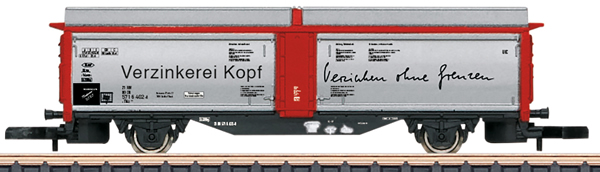 Marklin 80031 - Z Gauge Museum Car for 2020 (Factory Sold Out)