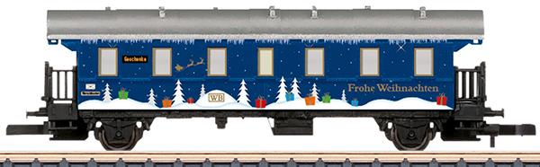 Marklin 80631 - Christmas Car for 2021