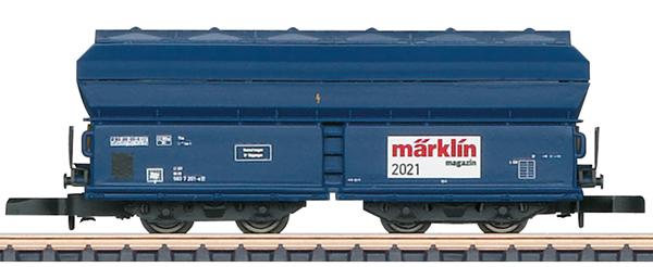 Marklin 80831 - Magazine Car for 2021