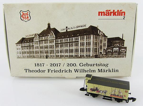 Marklin 80921 - 200 Year Anniversary Marklin IMA Special Car 11.