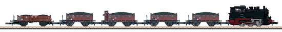 Marklin 81352 - Coal Transport Train Set - INSIDER MODEL