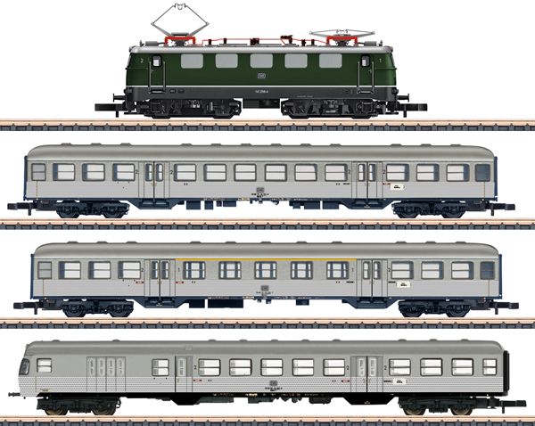 "Marklin 81356 - ""Commuter Service"" Train Set - MHI Exclusiv"