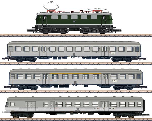 "Marklin 81356 - ""Commuter Service"" Train Set - MHI Exclusiv"