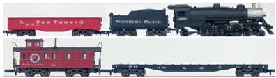 Marklin 81535 - PACIFIC AMER FREIGHT START SET 02