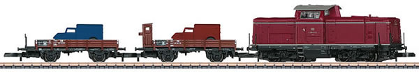 Marklin 81699 - German Light Freight Train Train Set of the DB