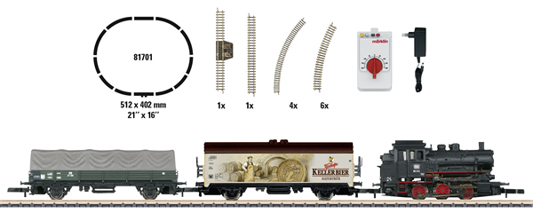Marklin 81701 - Freight Train Starter Set