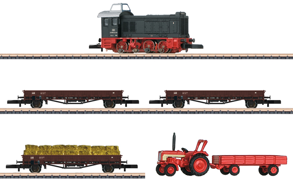 Marklin 81772 - Train package Light freight train