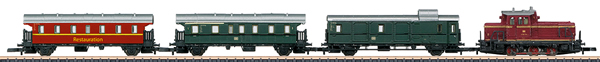 Marklin 81871 - Museum Passenger Train Starter Set