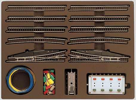 Marklin 8191 - PACK E ELECTRIC TRACK EXTENSION SET