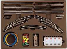 Marklin 8193 - T2 ELECTRIC TRACK EXTENSION SET