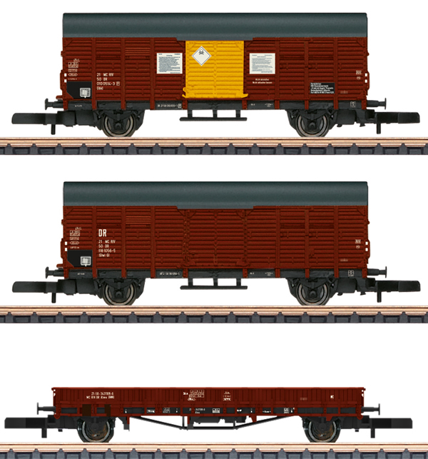 Marklin 82268 - DR Freight Car Set