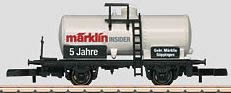 Marklin 82319 - Tank Car Insider