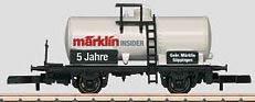 Marklin 82319 - Tank Car Insider