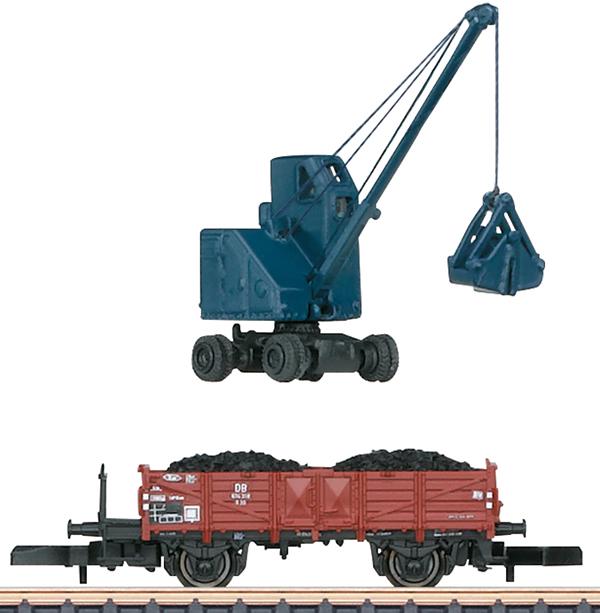 Marklin 82337 - Coal Loading Theme Set