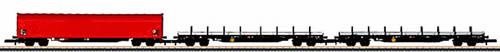Marklin 82422 - Freight Service 3-Car Set