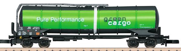 Marklin 82532 - Green Cargo Funnel-Flow Tank 2-Car Set