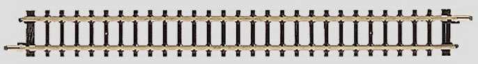 Marklin 8506 - Z STRAIGHT TRACK 4-5/16