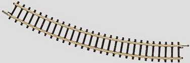 Marklin 8521 - Z CURVED TRACK 7-11/16  30°