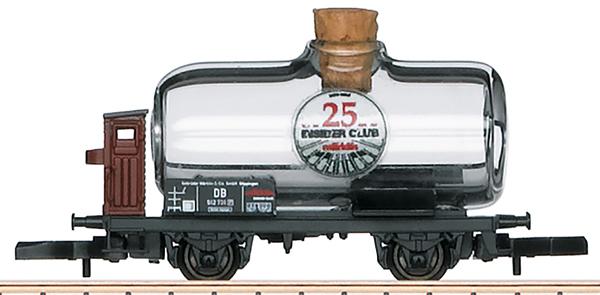 Marklin 86025 - Glass Tank Car for 25 Years of Insider Membership