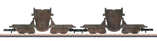 Marklin 86213 - Crude Iron Car Set