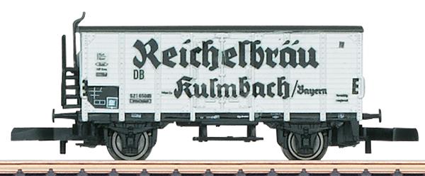 Marklin 86396 - German Beer Car Reichelbräu of the DB