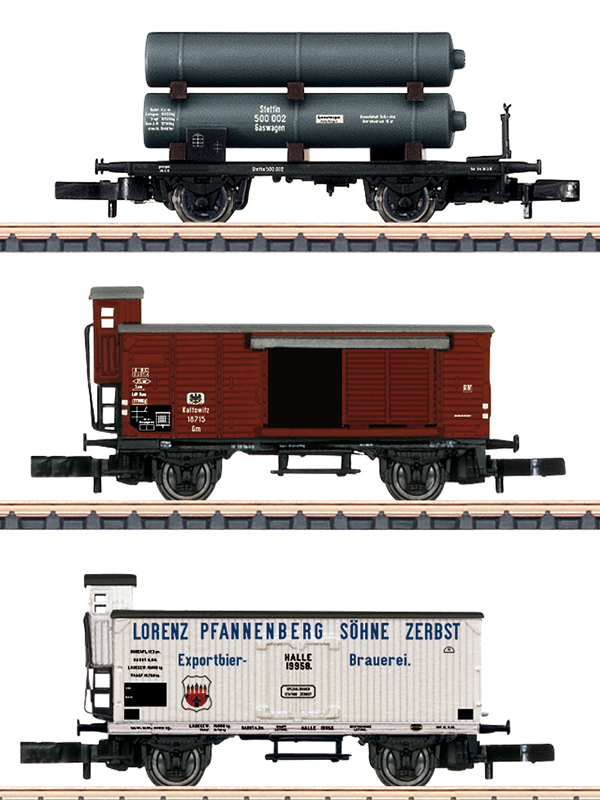 Marklin 86604 - KPEV Freight 3-Car Set, Era I